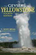Geysers Of Yellowstones By Bryan, T. Scott Paperback Book The Fast Free Shipping