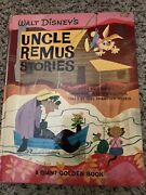 Walt Disney's Uncle Remus Stories Giant Golden Book Mary Blair Cover