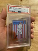 Babe Ruth Sgc 9.5 Leaf Card Great Bambino New York Yankees Ca-02 Collector 2016