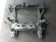 2013 Honda Accord Front Subframe Carrier Assembly
