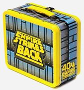 The Empire Strikes Back 40th Anniversary Lunchbox New