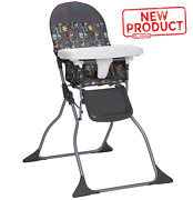 Baby High Chair Seat Folding Adjustable Tray Toddler Child Portable Eating Safe