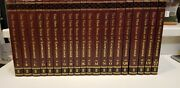 The New Book Of Knowledge Encyclopedia Set- Complete Set - 20 Volumes