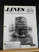 Lines South Sal Acl 1992 Fall 4th Quarter V95 Acl Camp Cars New River Mining Co