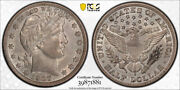1907 S 50c Barber Half Dollar Pcgs Au 50 About Uncirculated Better Date Tough...