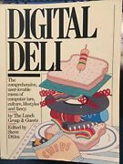 Digital Deli The Comprehensive, User-lovable Menu Of Computer... By Lunch Group