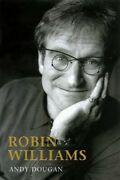 Robin Williams A Biography By Dougan, Andy Hardback Book The Fast Free Shipping