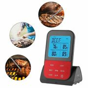 Digital Kitchen Probe Thermometer Food Cooking Tools Meat Bbq Grill Oven Timer