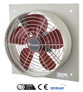 Industrial Commercial Metal Axial Extractor Fan Air Blower Ventilation