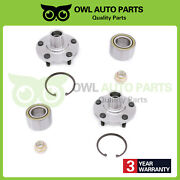 Front Wheel Bearing And Hub Pair For Toyota Avalon Camry Sienna Solara Es300 3.0l