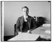 Photo Of Northcutt Ely Ex. Asst. To Secty. Interior 3/20/29