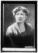 Photo Of Miss Mary Anderson Chief Woman's Bureau Dept. Of Labor 10/9/19