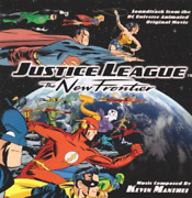 Manthei, Kevin-justice League The New Frontier Ost Cd New