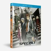 Special 7 Special Crime Investigation Unit - The Complete Series [new Blu-ray]