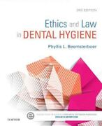 Ethics And Law In Dental Hygiene 3e - Paperback - Good