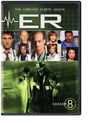 Er The Complete Eighth Sea...-er The Complete Eighth Season 6pc / B Dvd New