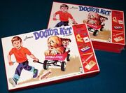 Vintage 1967 Hasbro Doctor Kit Play Set Complete Mib Sealed Store Stock 1960and039s