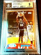 1999-00 David Robinson Stadium Club Bgs 9 Mint 1st First Day Issue Only 200 Made
