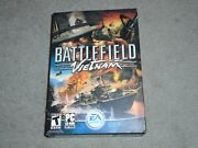 Battlefield Vietnam Big Box Pc Game 2004 Complete 3 Game Discs And Manual