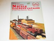 Walthers N Scale Railroad Catalog And Craft Train Reference Manual 1the Crew 1976