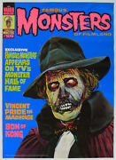 1974 Vincent Price Famous Monsters Of Filmland 109 20x28 Poster