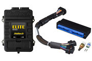 Haltech Elite 2000 Ems Ecu With Pnp Adapter Harness Kit For Nissan 300zx Z32