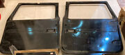 Fj40 Front Door Lh And Rh Brand New And Oem