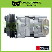 New A/c Compressor Co 101510c 4l3z19703ab For 1997-2006 Ford F-150 Heritage 4.2l
