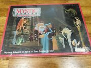 1991 Puzzle Mystic Series Ray L. Mcginnis Wizard Of Oz 513 Pieces 21.25 X 15