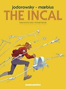Incal The By Jodorowsky Moebius New 9781594650932 Fast Free Shipping+-