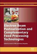 Electron Beam Pasteurization And Complementary Pillai Shayanfar.=