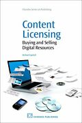 Content Licensing Buying And Selling Digital R, Upshall.=