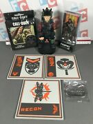 Call Of Duty Coasters Set Figpin Figure Starter Collection Dog-tags