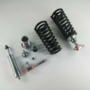 Gm A F X G Body Adjustable Front Coilover Shocks Sbc Small Block Ls Springs