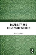 Disability And Citizenship Studies By Marie Sepulchre English Hardcover Book F