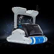 New Dolphin Odyssey Commercial Robotic Pool Cleaner With Caddy And Remote