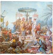 Springbok Chinese Marriage Ceremony 500pc Jigsaw Puzzle Francois Boucher ©1969