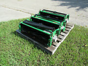 John Deere 30 Reels Fits 2653 A Or B Mower Moo30hx - With Lift Arms Set Of 3