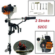 3 Hp 2-stroke Outboard Motor Boat Engine Non-contact Ignition Air Cooling System
