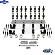 Ford Fe 352-428 Prw Dbl-ped Complete Shaft Mount Rocker Arm System