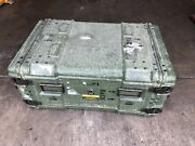 Hardigg Style Rack Mount Case General Dynamics Military Electronics Crate 36