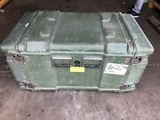 Hardigg Style Rack Mount Case General Dynamics Military Electronics Crate 38.5