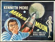 Man In The Moon Original Quad Movie Poster Kenneth More 1960
