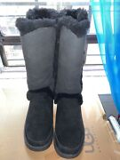 Black Tall Uggs Size 7