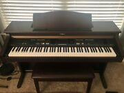 Roland Kr-107 88-key Digital Upright Piano Interactive, Great For Kids/teens