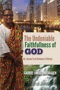 The Undeniable Faithfullness Of God My Journet From Kintankpo To Chicago By Gab