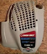 Troy-bilt Electric Start Briggs And Stratton Push Mower Engine Cover 7.00hp D09103