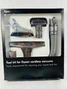 Dyson Tool Kit For Dyson Cordless Vacuum Cleaners - New In Box