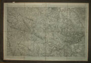 Region Of Alenandccedilon Department Of Land039ornate Map Old Plan Geographic 1852