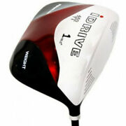 Perla Special Listing-- +1 Lh Square Driver Golf Clubs